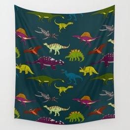 Dinosaurs Wall Tapestry
