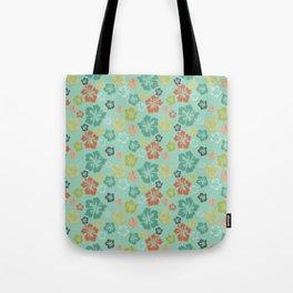 Hibiscus Love Tote Bag