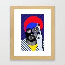 Solomun By Sebas Rivas Framed Art Print