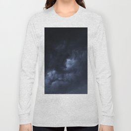 Evening Thunderstorms Long Sleeve T-shirt