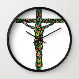 The Love of God Wall Clock