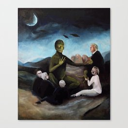 Modern Occultism Canvas Print