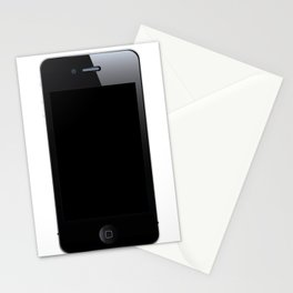 Iphone5 front Stationery Cards