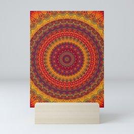 Mandala 287 Mini Art Print
