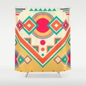 Colorful Ethnic Bohemian Pattern by victorys