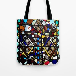 Beauty in Brokenness Andreas 4 Tote Bag