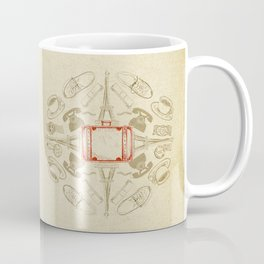 The Suitcase Coffee Mug