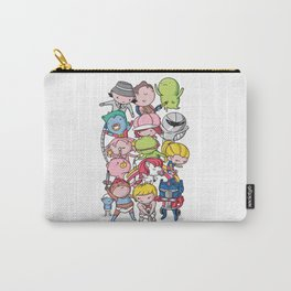 80's Babies Carry-All Pouch