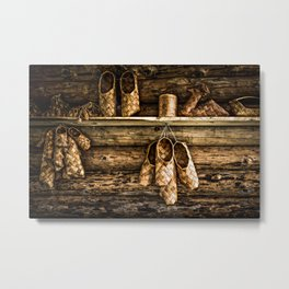 Bast Shoes For Sale Metal Print