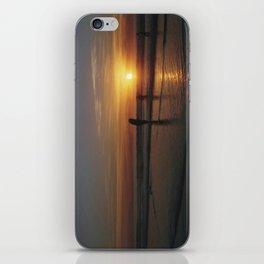 La Jolla Sunset iPhone Skin