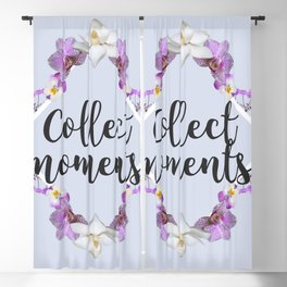 COLLECT MOMENTS Blackout Curtain