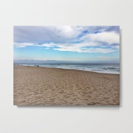 Jeffrey's Bay Metal Print