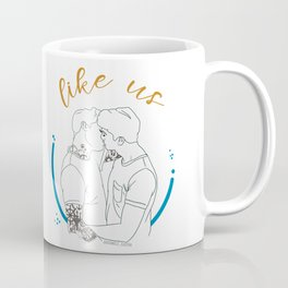 Marrow Headstrong Love Coffee Mug