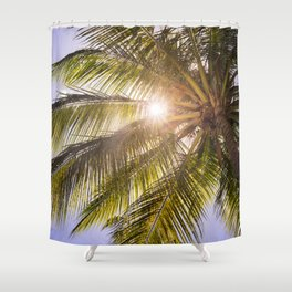 Holiday Feeling Shower Curtain