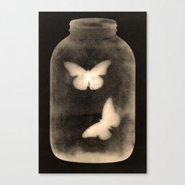 The Killing Jar Canvas Print