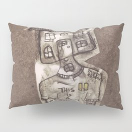 Saturday Morning Cartoons 1: Homebody Pillow Sham