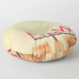MPM Floor Pillow