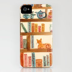 Bookshelf Slim Case iPhone (4, 4s)