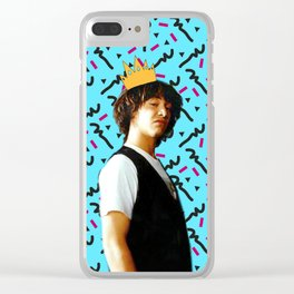Ted Theodore Logan Clear iPhone Case