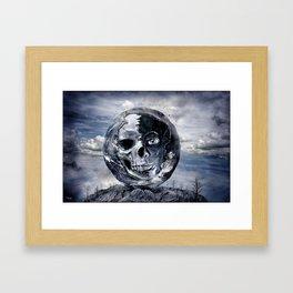 Save our World 9 Framed Art Print