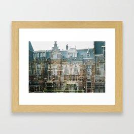Den Haag Framed Art Print