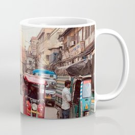 Old Delhi Coffee Mug