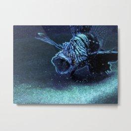 Reef-eater Metal Print