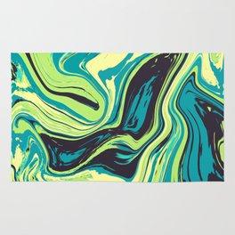 Acrylic Flow #1607 - VaNaty Rug