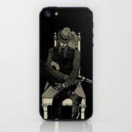 Gunslinger. iPhone Skin