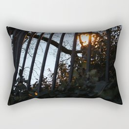 Lamplight Rectangular Pillow