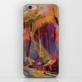 Hobnob iPhone Skin