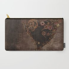 Steampunk Heart Carry-All Pouch