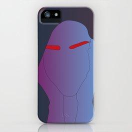 SadEyebrows/ iPhone Case