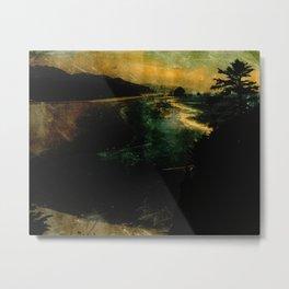 Pachuca Sunrise Metal Print
