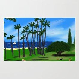 Hawaiian Holiday! Rug