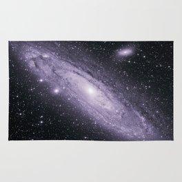The Andromeda Galaxy Rug
