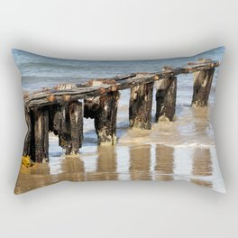 Sea Power Rectangular Pillow