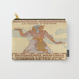 Vintage poster - Egypt Carry-All Pouch