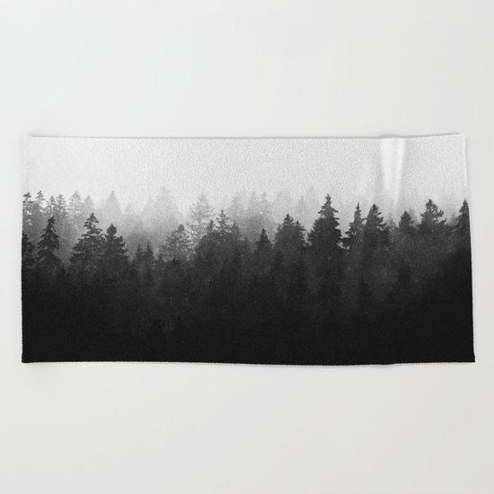 A Wilderness Somewhere Beach Towel