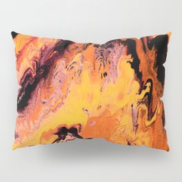 Up in Flames Pillow Sham