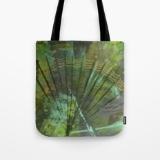 Quiet of the Deep Tote Bag