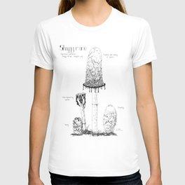 Learn the Shaggy Mane T-shirt