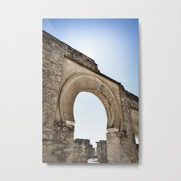 Portal to the Sun Metal Print