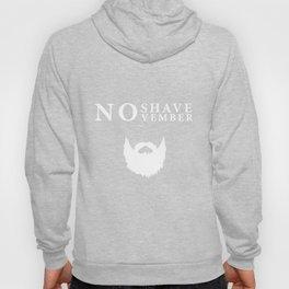 beard no shave November t-shirt Hoody