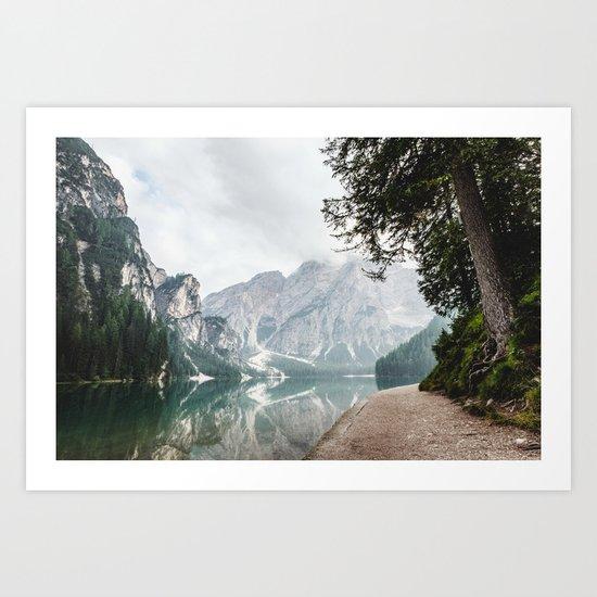 landscape peace Art Print
