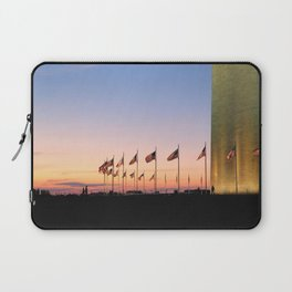 My Country 'tis of Thee Laptop Sleeve