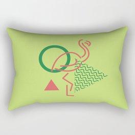 Miami Vibes (Minimal) Rectangular Pillow