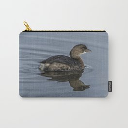 Immature Pied-billed Grebe Carry-All Pouch