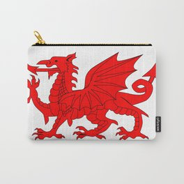 Welsh Dragon Carry-All Pouch