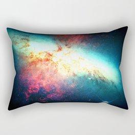 Messier M82 Rectangular Pillow